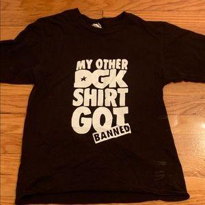 DGK shirt
